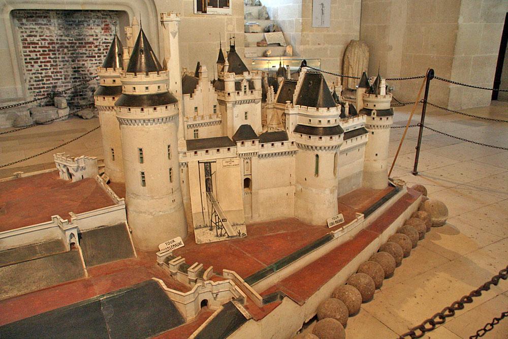Модель замков своими руками 885